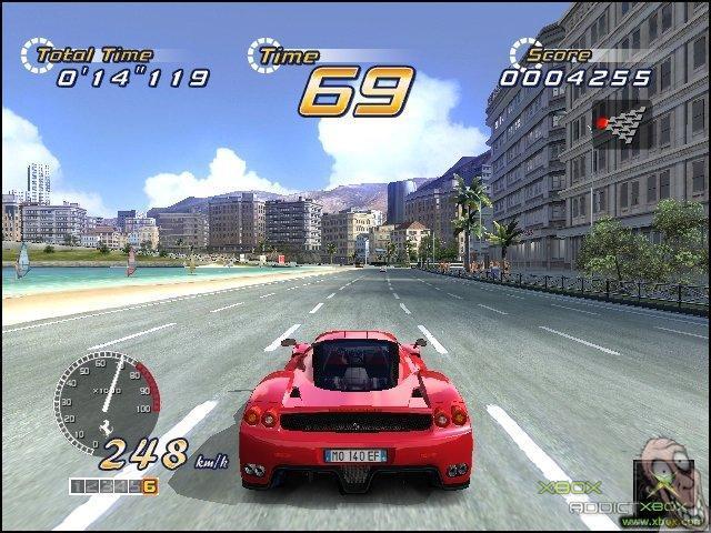 Outrun 2 (Original Xbox) Game Profile - XboxAddict com