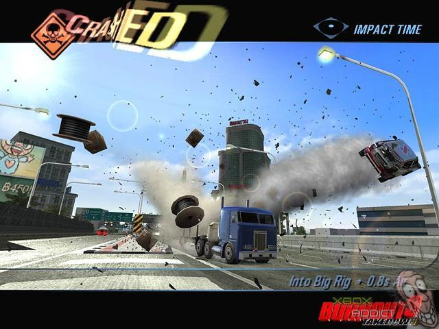 Download game burnout 3 takedown pc rip   Burnout Revenge 100