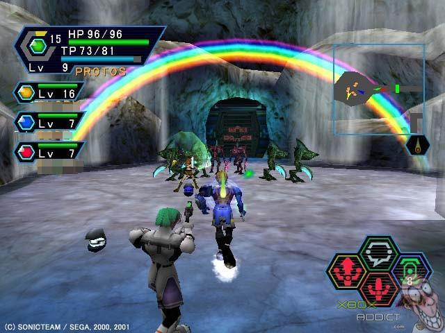phantasy star online episode 1 and 2 original xbox game profile rh xboxaddict com Phantasy Star 3 Phantasy Star 2 Characters