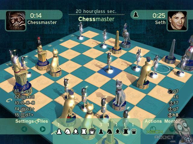 grandmaster chess promotion game