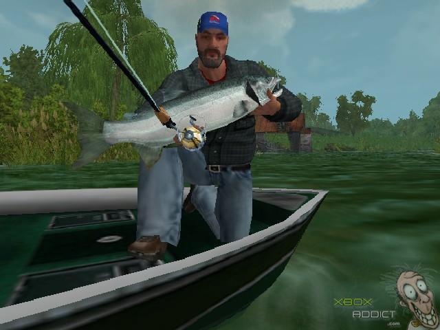 Rapala pro fishing original xbox game profile for Rapala pro fishing