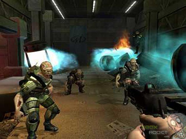 Area 51 (Original Xbox) Game Profile - XboxAddict com