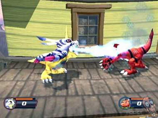 Digimon Rumble Arena 2 (Original Xbox) Game Profile
