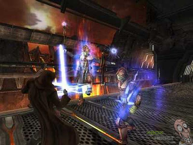Star Wars Episode Iii Revenge Of The Sith Original Xbox Game Profile Xboxaddict Com