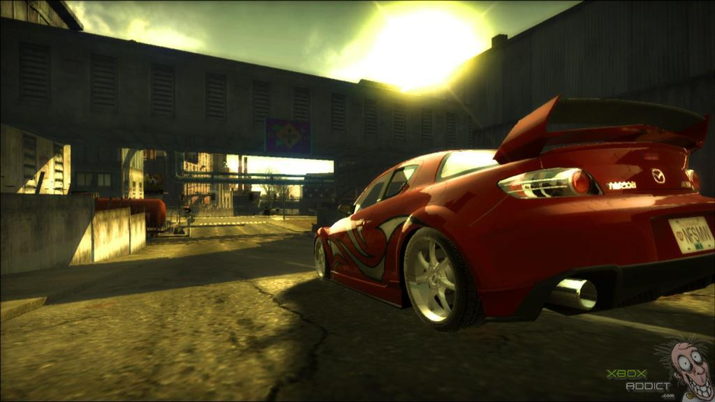 Need for Speed: Most Wanted (Xbox 360) Game Profile