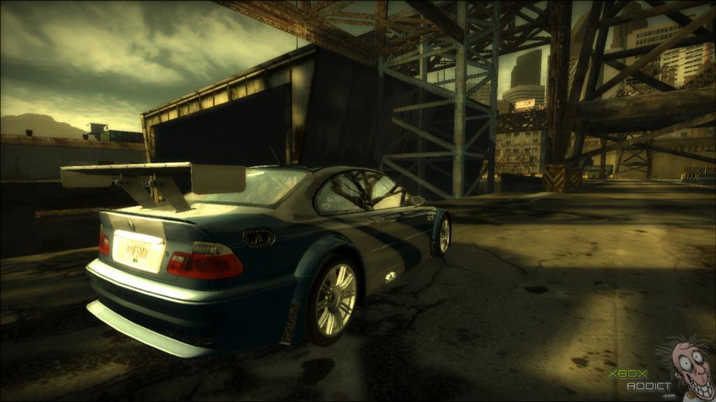 Need For Speed Most Wanted Xbox 360 Game Profile