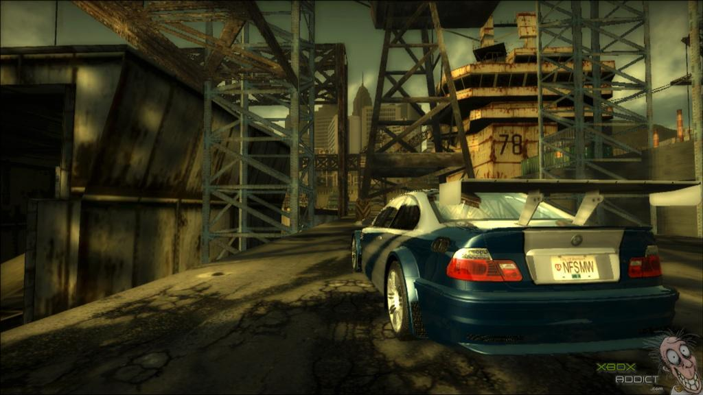 Need For Speed Most Wanted Review Xbox 360 Xboxaddict Com