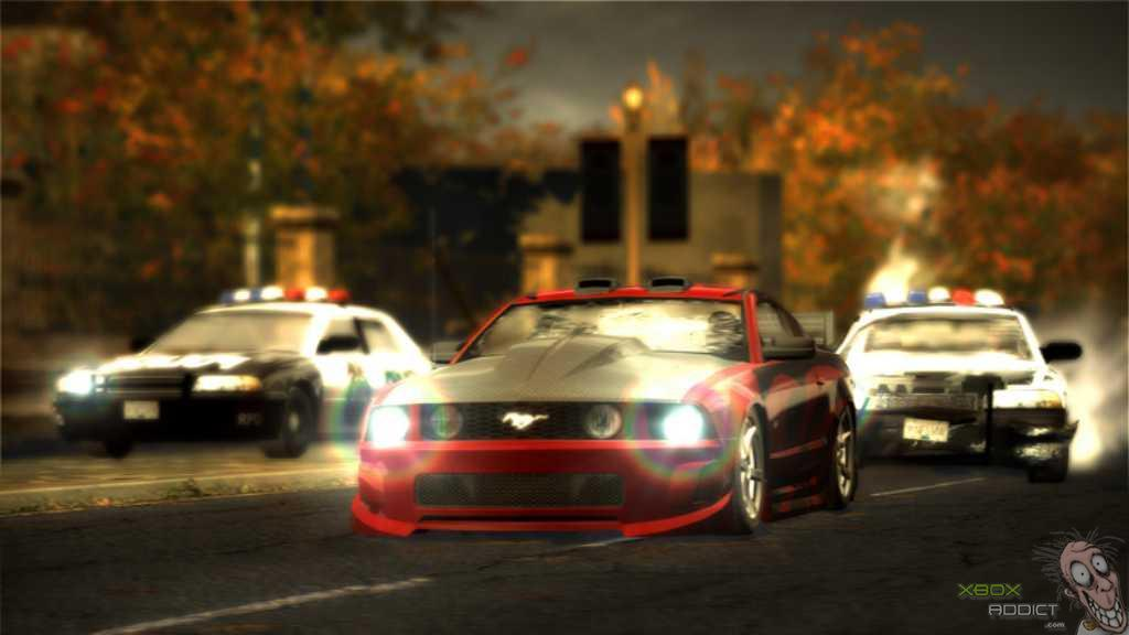 Need For Speed Most Wanted Xbox 360 Game Profile Xboxaddict Com