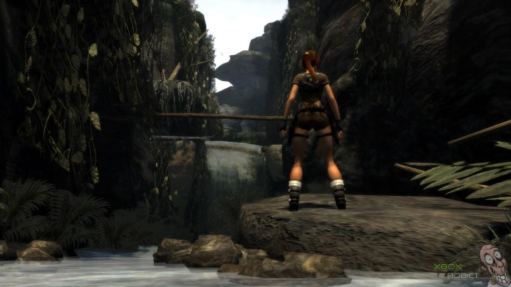 Tomb Raider Legend Xbox 360 Game Profile Xboxaddict Com