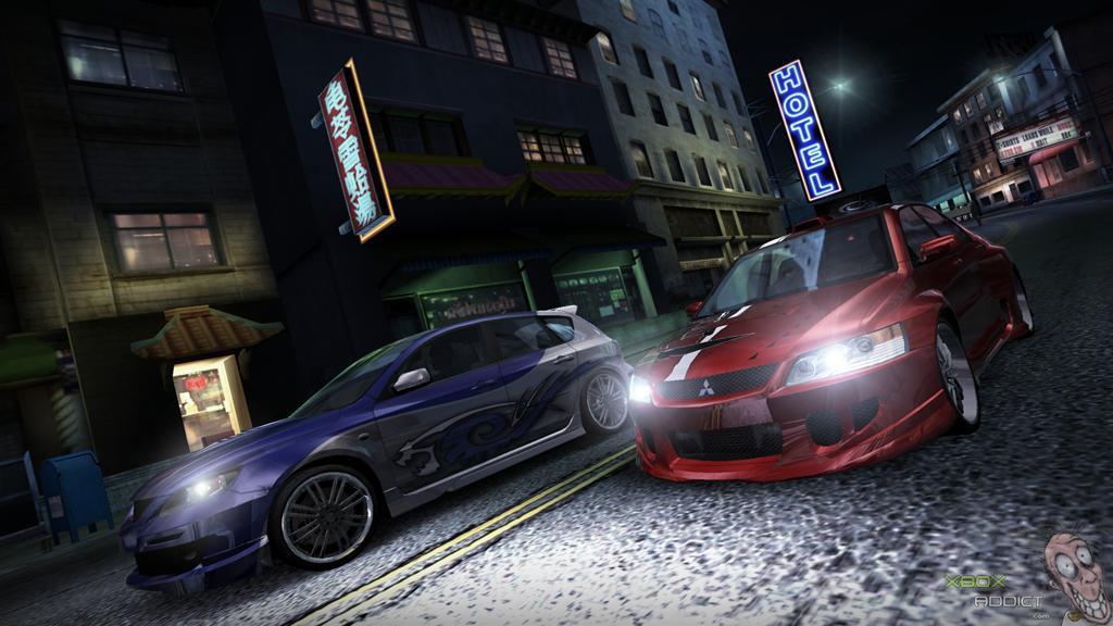 Need for Speed: Carbon (Xbox 360) Game Profile - XboxAddict com