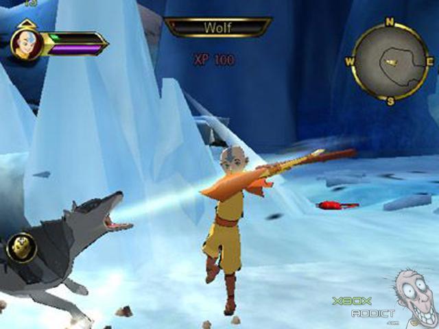 Avatar The Last Airbender: Burning Earth FULL GAME 100% ...