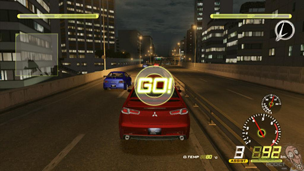 Import Tuner Challenge Xbox 360 Game Profile