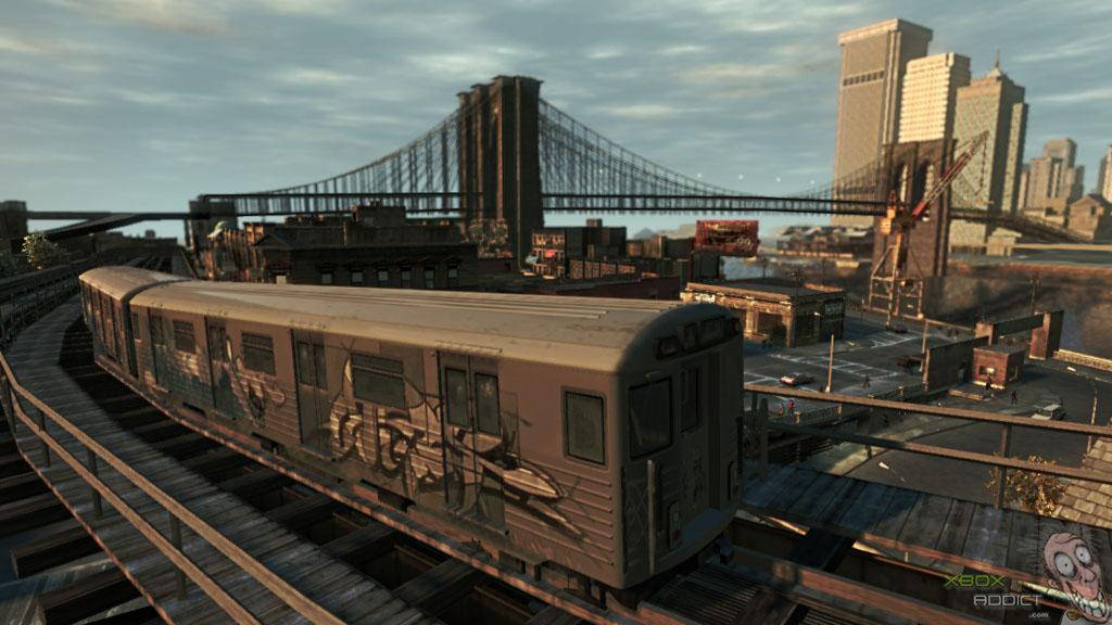 Grand Theft Auto IV (Xbox 360) Game Profile - XboxAddict com
