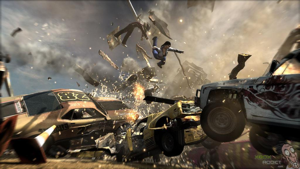 FlatOut: Ultimate Carnage Review (Xbox 360) - XboxAddict com