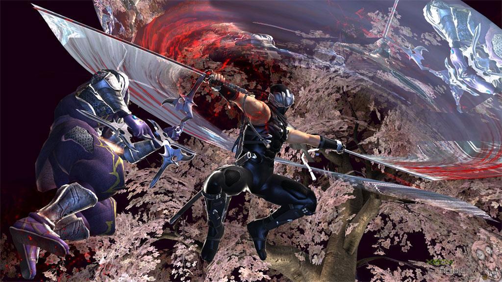 Ninja Gaiden 2 Xbox 360 Game Profile Xboxaddict Com