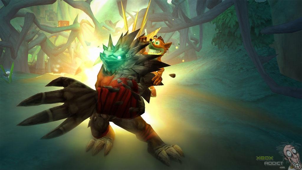 Crash Bandicoot Mind Over Mutant Xbox 360 Game Profile