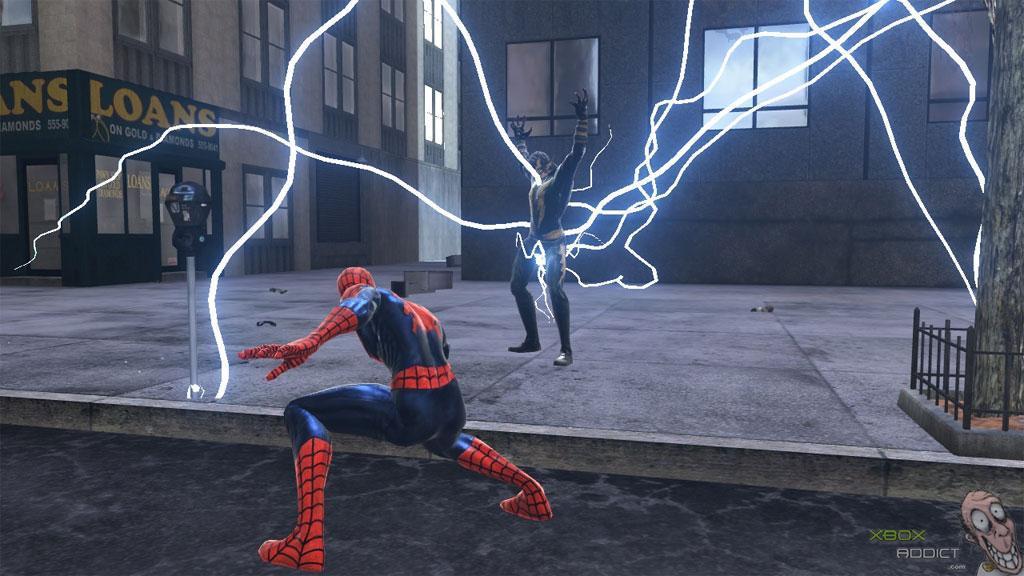 spider man web of shadows pc cheats