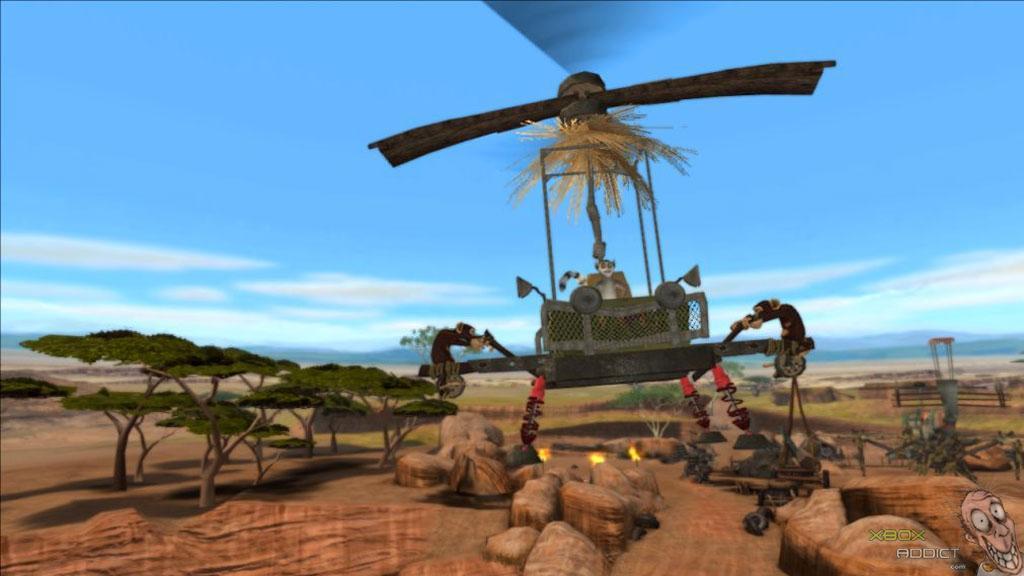 Madagascar: Escape 2 Africa (Xbox 360) Game Profile