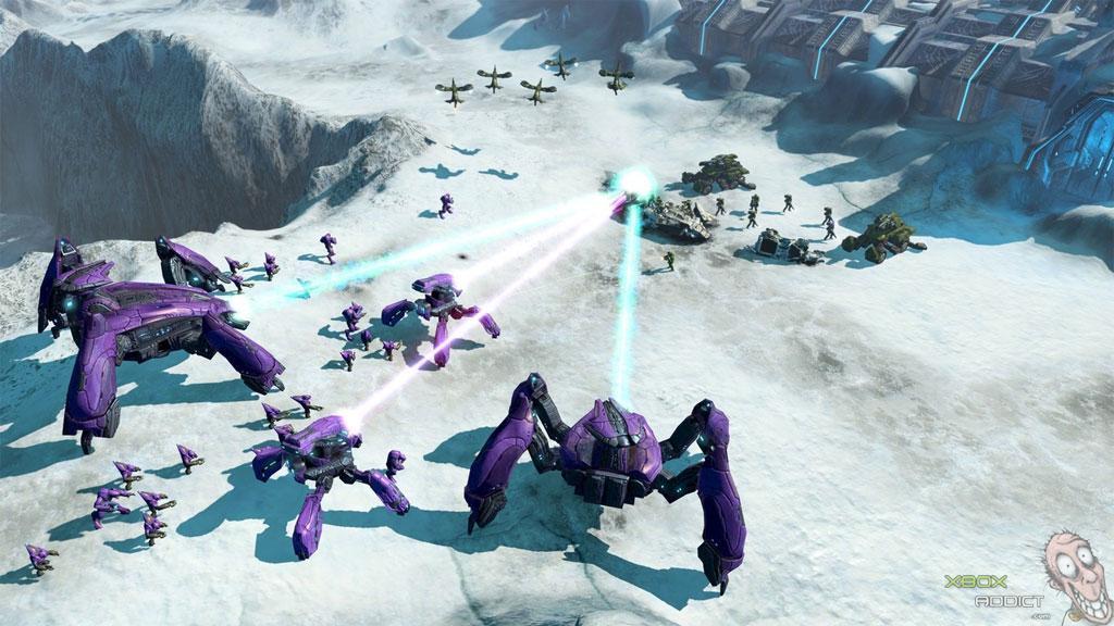 Halo Wars (Xbox 360) Game Profile - XboxAddict com