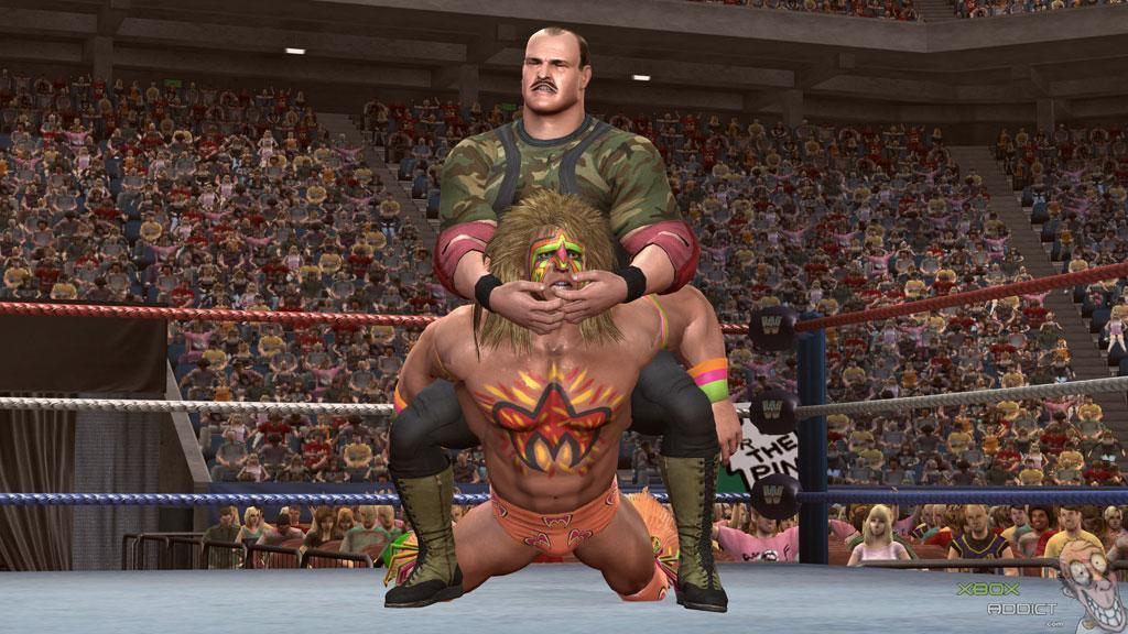 Wwe Legends Of Wrestlemania Xbox 360 Game Profile Xboxaddict Com