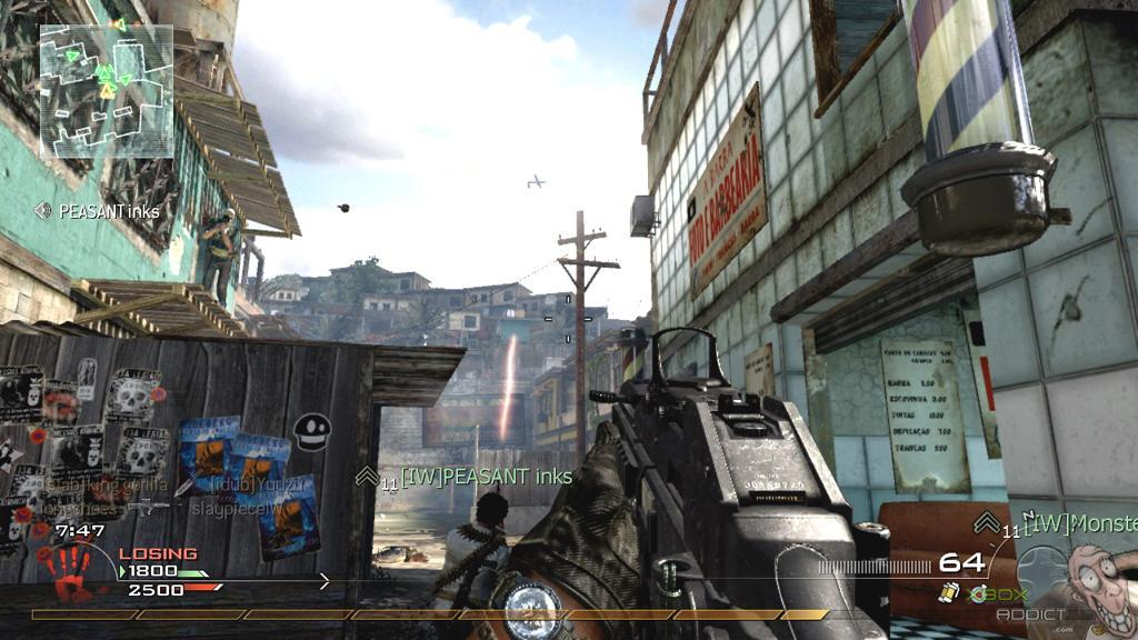 Call of Duty: Modern Warfare 2 (Xbox 360) Game Profile
