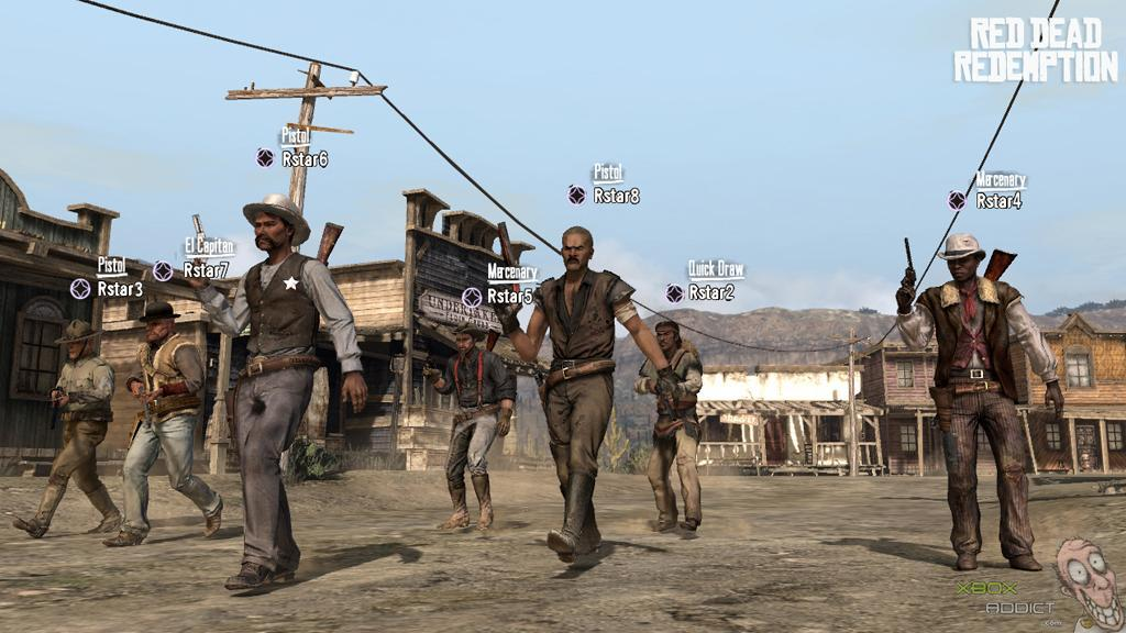 Red Dead Redemption Review (Xbox 360) - XboxAddict com