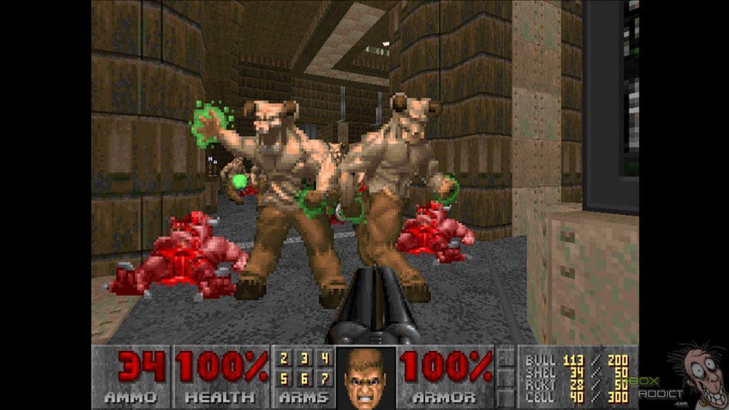 Doom for Xbox 360 Reviews - Metacritic