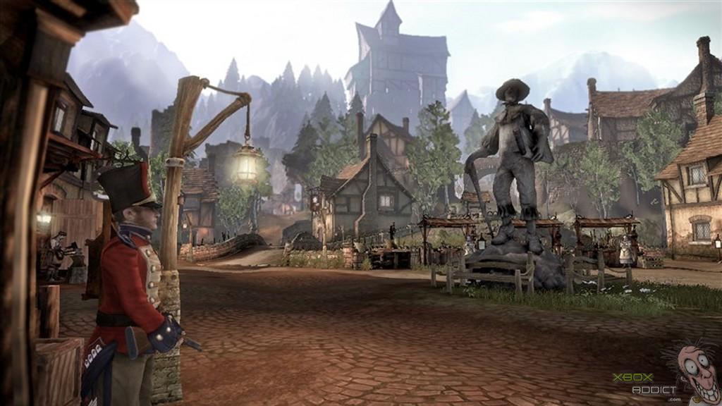 Fable 3 Review (Xbox 360) - XboxAddict com