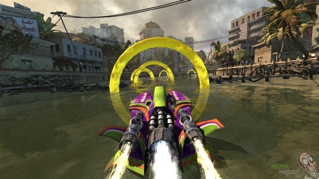 Hydro Thunder Hurricane (Xbox 360 Arcade) Game Profile ...