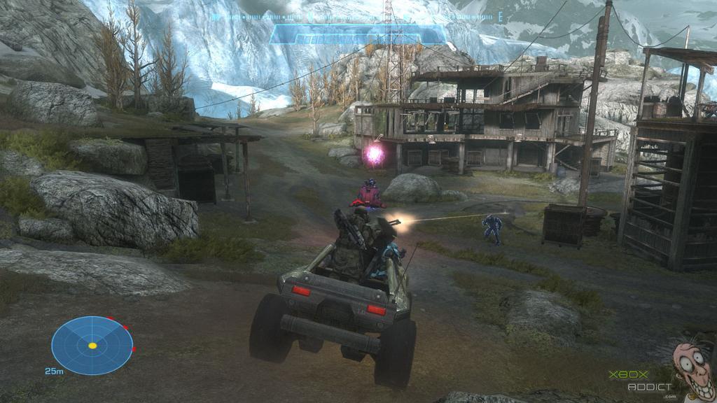 Halo: Reach (Xbox 360) Game Profile - XboxAddict com