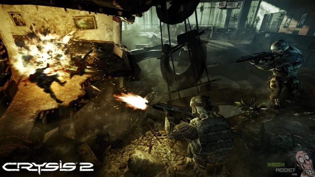 Crysis demo & crysis 2 demo download multiplayer singleplayer.