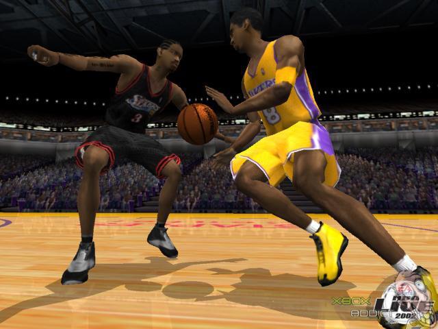 Nba Live 2002 Original Xbox Game Profile Xboxaddict Com