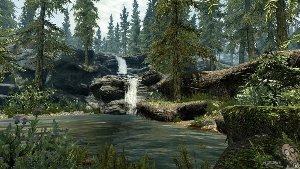 Elder Scrolls V: Skyrim Review (Xbox 360) - XboxAddict com