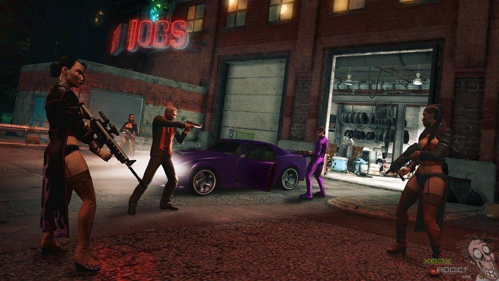 how to pick up prostitutes in saints row 3