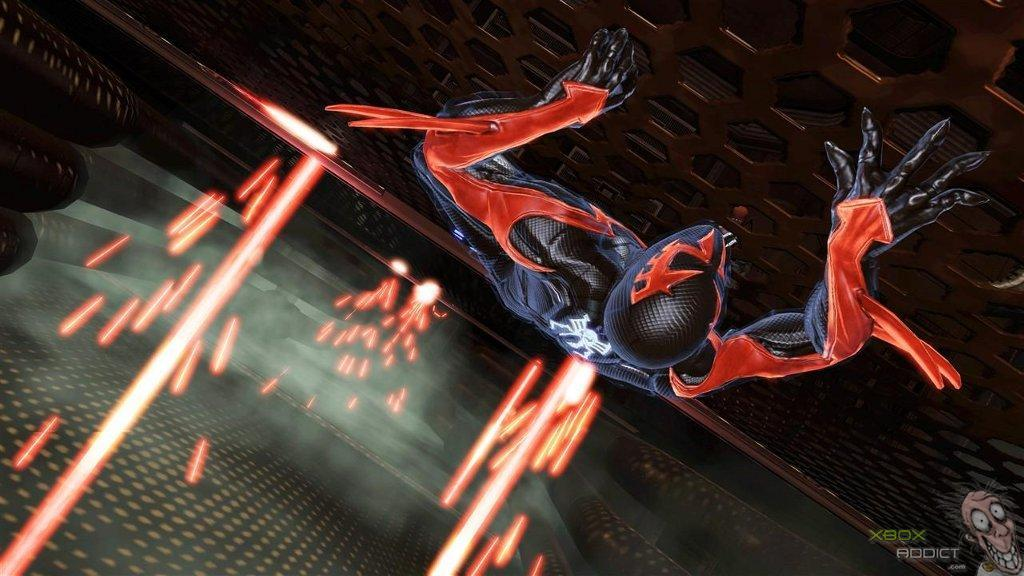Spider Man Edge Of Time Xbox 360 Game Profile Xboxaddictcom