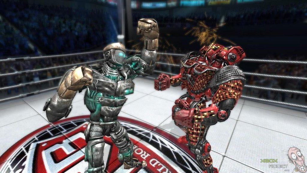real steel 2 games free