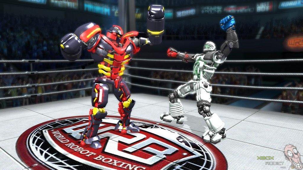 Real steel (xbox 360 arcade) game profile xboxaddict. Com.