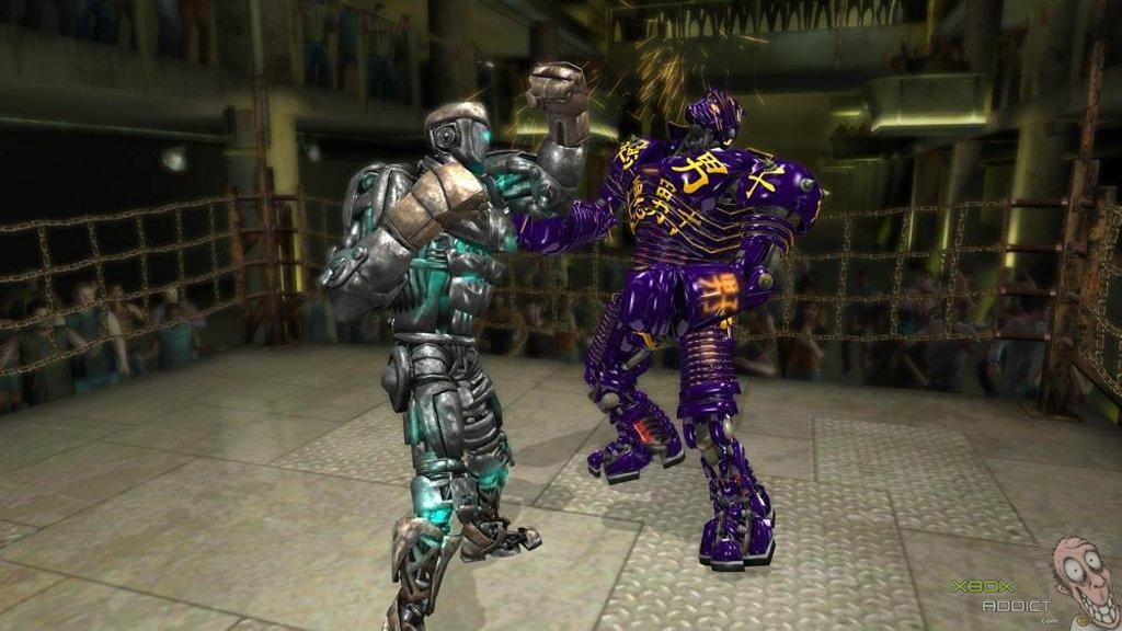 Real steel videos, cheats, tips, wallpapers, rating.
