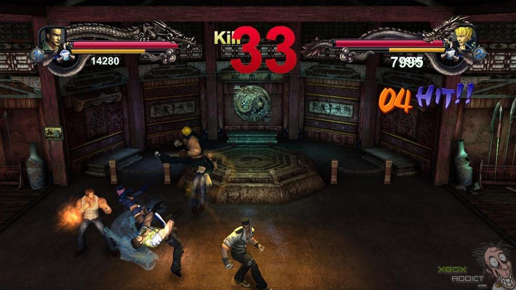Double Dragon Ii Wander Of The Dragons Xbox 360 Arcade Game Profile Xboxaddict Com