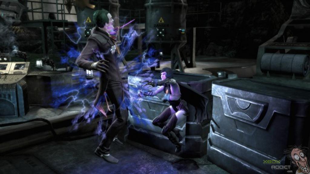 Injustice: Gods Among Us Review (Xbox 360) - XboxAddict com