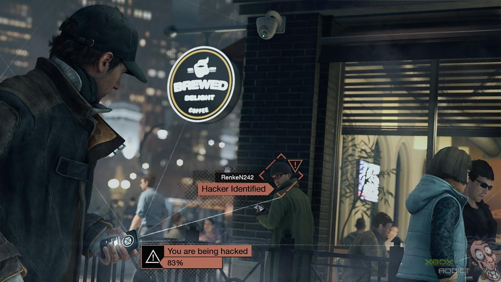 watch dogs xbox one gameplay 1080p torrent