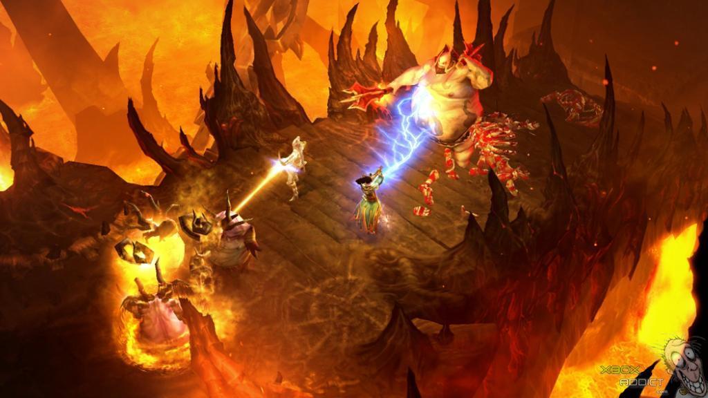 Diablo 3 Review (Xbox 360) - XboxAddict com