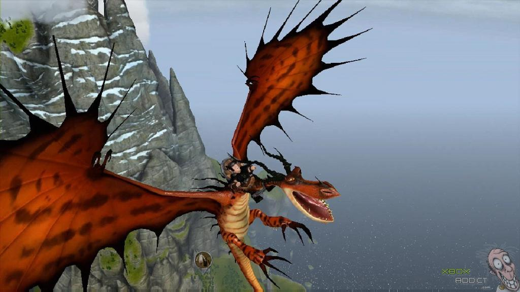 How to train your dragon 2 review xbox 360 xboxaddict while ccuart Choice Image