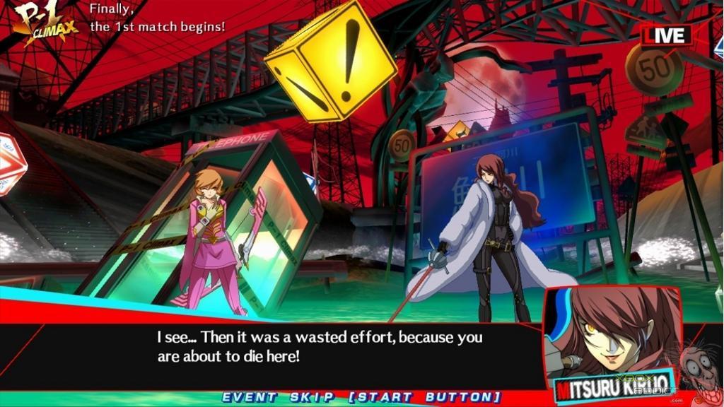 Persona 4 Arena Ultimax Review (Xbox 360) - XboxAddict com