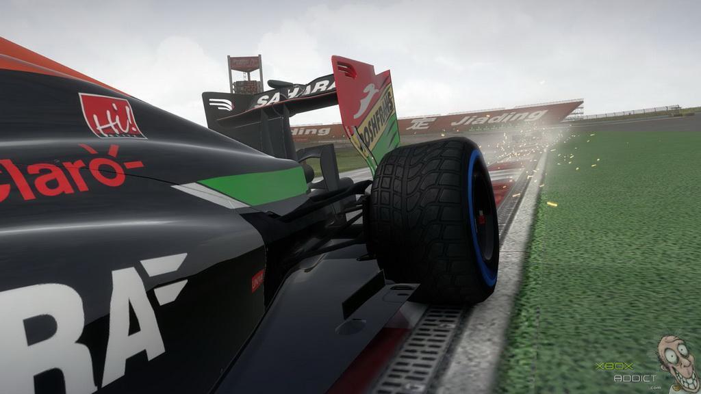 F1 2014 Review (Xbox 360) - XboxAddict com