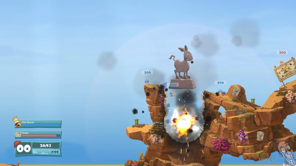 Worms wmd review xbox one xboxaddict there gumiabroncs