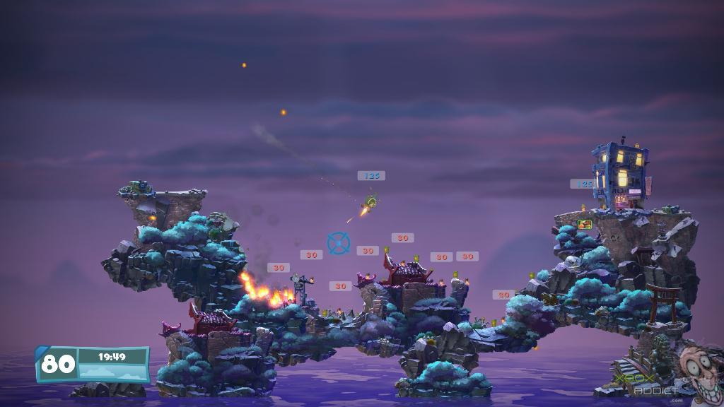 Worms wmd review xbox one xboxaddict secondary objectives gumiabroncs Images