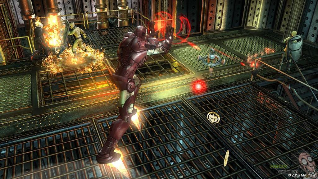 Marvel Ultimate Alliance Bundle Review (Xbox One) - XboxAddict com