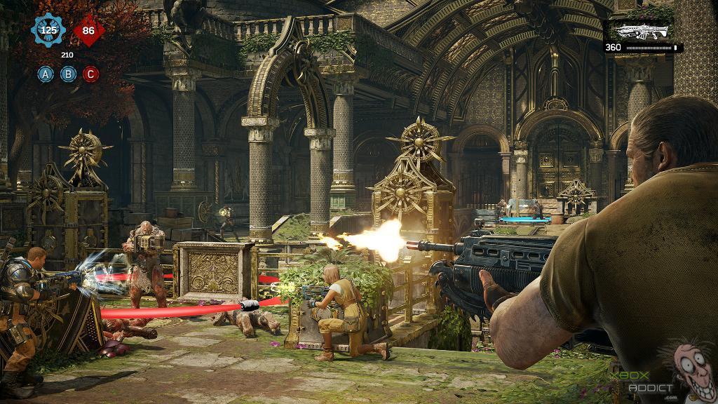 Gears of War 4 (Xbox One) Game Profile - XboxAddict com