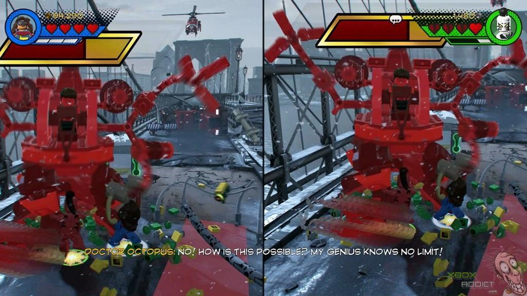 LEGO Marvel Superheroes 2 Review (Xbox One) - XboxAddict.com